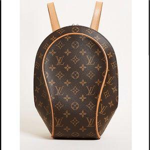 Authentic Louis Vuitton Monogram Ellipse Backpack!